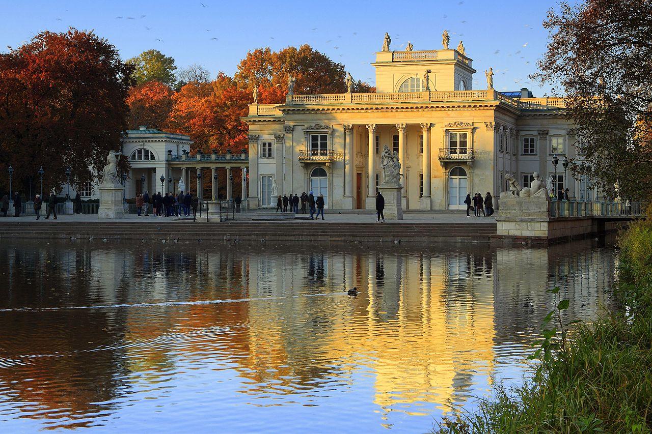 Pałac Na Wodzie Isztuka