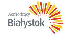 Wschodzący Białystok - logotyp miasta Białystok