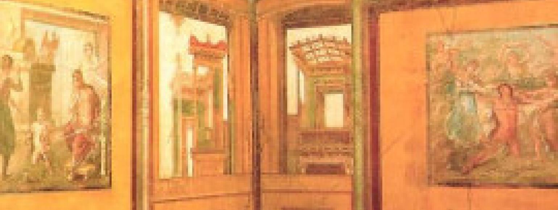 Fotografia: Malarstwo iluzjonistyczne - Willa Wettiuszów w Pompejach
