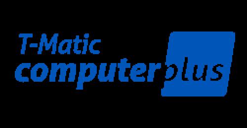 Reklama. T-Matic Grupa Computer Plus Sp. z o.o. - Szkolenia, Usługi Informatyczne, Automatyka Przemysłowa